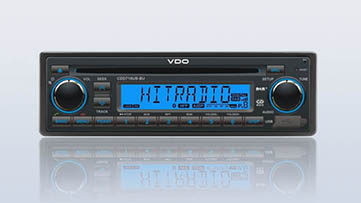 audio productsvehicle sound systems from vdo have earned a strong reputation within the world of infotainment