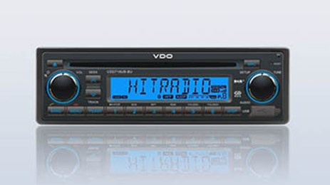 Vehicle sound systems from VDO have earned a strong reputation within the world of infotainment.