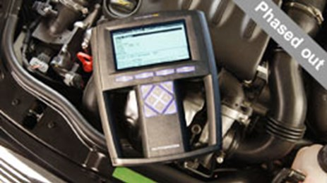 The Autodiagnos MT Pro / MT Pro II has been upgraded to the ContiSys Scan.